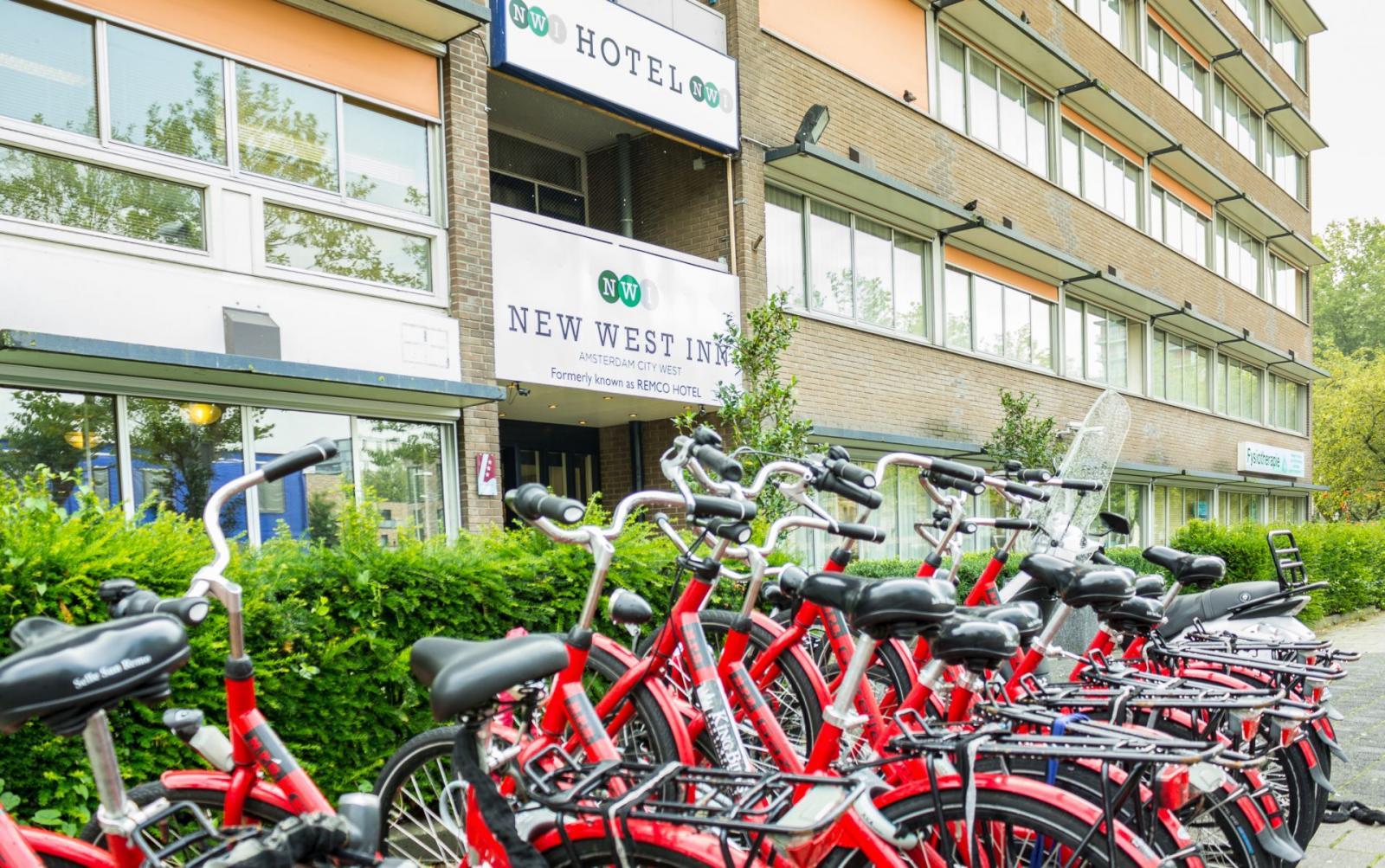 zentrale hotels amsterdam